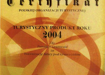 certyfikat_2004_grunwald